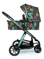 Giggle 3 Hare Wood Pram & Pushchair